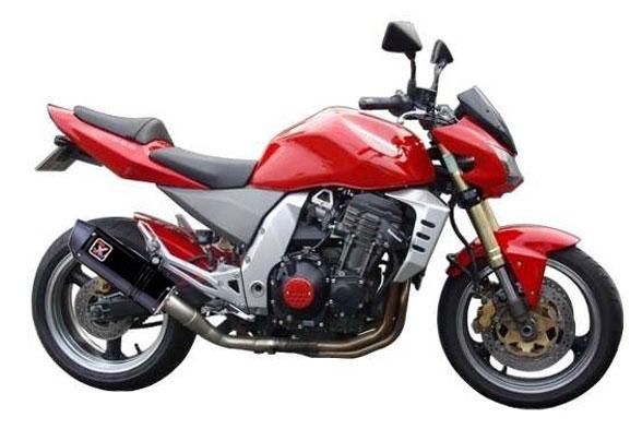 kawasaki z1000 2003-2006 ixil 4in1 perf exhaust convertion kit xtm